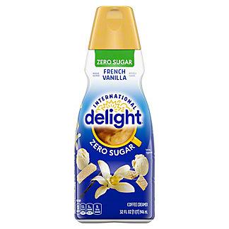 International Delight Sugar Free French Vanilla Creamer, 32 oz
