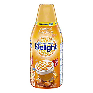 International Delight Caramel Macchiato Creamer,48 oz