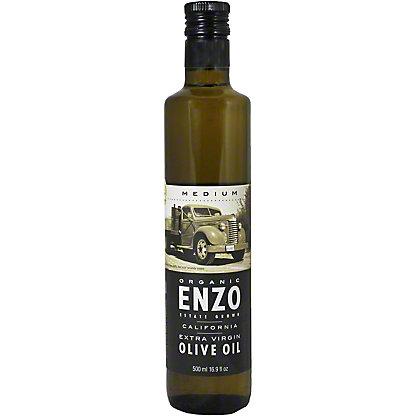 Enzo Organic Extra Virgin Olive Oil,500ML