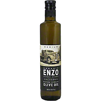 Enzo Organic Extra Virgin Olive Oil,500ML
