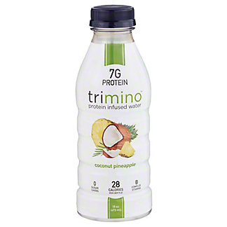 Trimino Coconut Pineapple Protein Infused Water,16 OZ