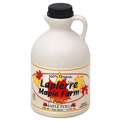 Lapierre Maple Farm Lapierre DK Amber Maple Syrup,32 OZ