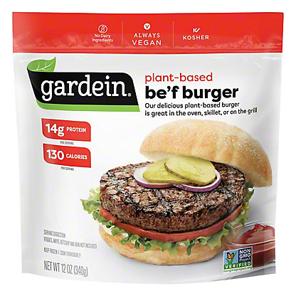 Gardein Gardein Ultimate Beefless Burger,4 ct