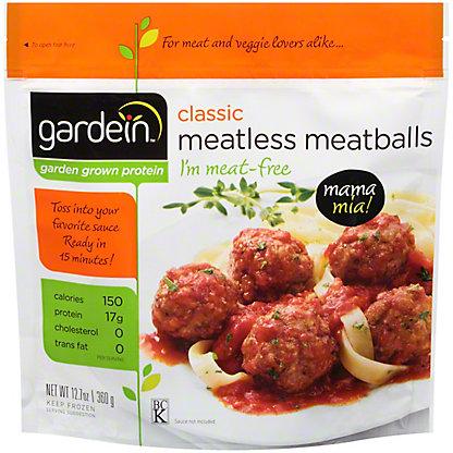 Gardein Gardein Classic Meatless Meatballs,12.7 oz