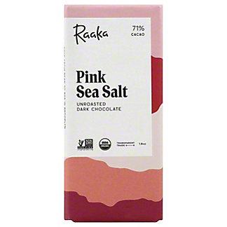 Raaka 71% Dark Chocolate With Sea Salt Bar, 1.8 oz