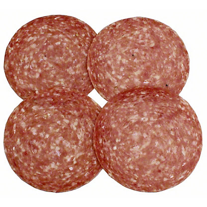 Fiorucci 100% Natural Uncured Genoa Salami, 4/4 lb