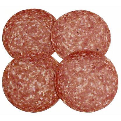 Fiorucci 100% Natural Uncured Genoa Salami, 4/4 lb