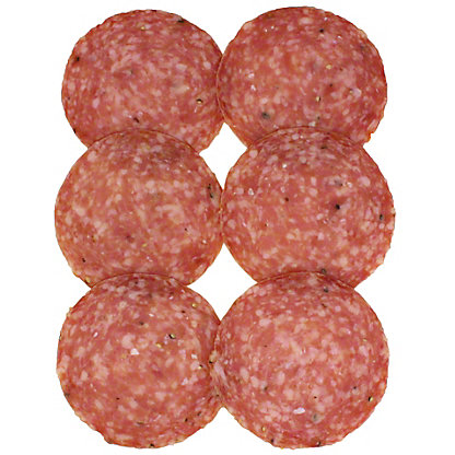 Fiorucci 100% Natural Uncured Italian Dry Salami, Sold by the pound