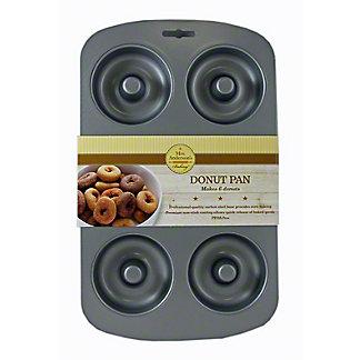 HAROLD IMPORT 6 Cup Donut Pan, 1EA