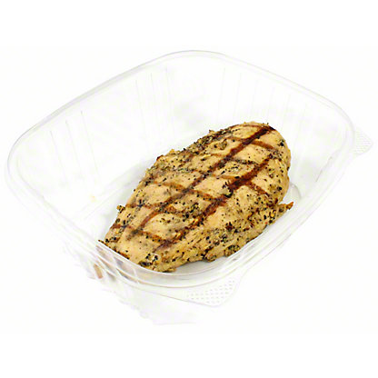 Central Market Chipotle Lime Grilled Chicken Breast, LB