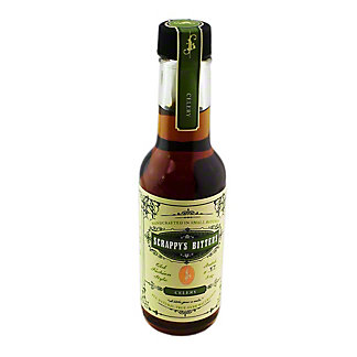 CENTRAL MARKET Scrappy's Celery Bitters, 5 OZ