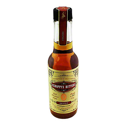 Scrappy's Orange Bitters, 5 OZ