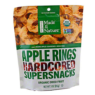 Made In Nature Organic Dried Apples,3.00 oz