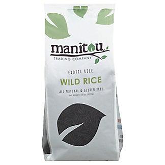 Manitou Trading Exotic Rice Wild Rice,15OZ