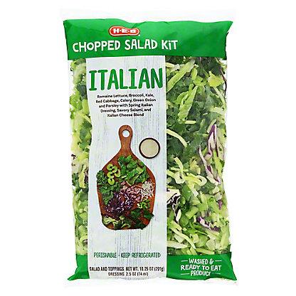 H-E-B Italian Chopped Salad Kit,12.75 OZ