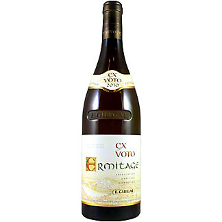Guigal Ermitage Ex-voto Blanc 2010, 750 ML