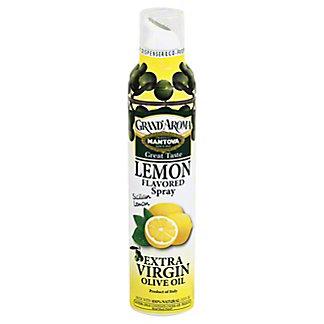 Mantova Grand'Aroma Lemon Flavored Extra Virgin Olive Oil Spray, 227 mL