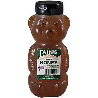 FAINS Fains Honey,12 OZ
