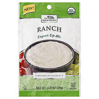 The Spice Hunter Organic Ranch Dip Mix,.09OZ