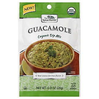 The Spice Hunter Organic Guacamole Dip Mix,.09OZ