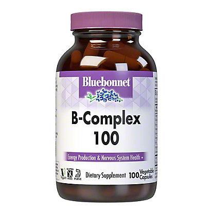 Bluebonnet B- Complex 100, 100 VC