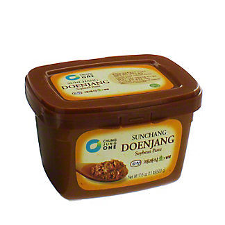 Chung Jung One Doenjang Soybean Paste, 17.60 oz
