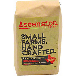 Ascension Coffee Levitate Espresso, 12 oz