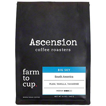 Ascension Coffee Beefcake Blend, 12 oz