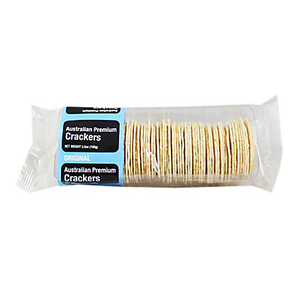 Original Australian Premium Crackers, 5.3 OZ