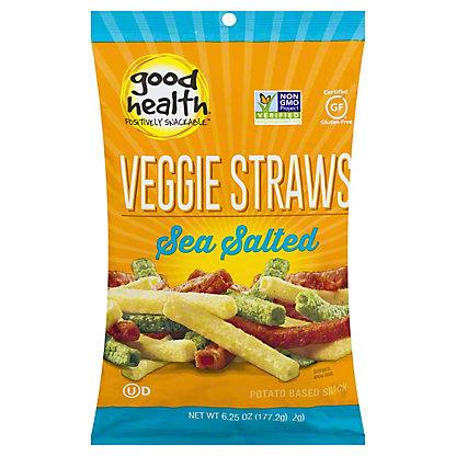 Good Health Veggie Straws Sea Salt, 6.75 oz (191.4 g)
