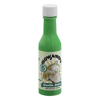 Howard's Garlic Juice, 5 oz