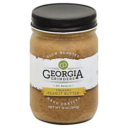 NATURALMOND Crunchy Peanut Butter, 12.00 oz