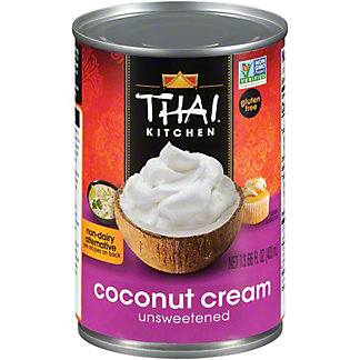 Thai Kitchen Coconut Cream, 13.66 oz