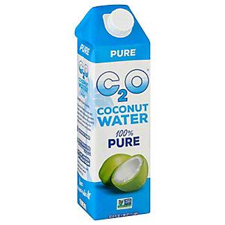 C2O Pure Coconut Water, 33.8 oz