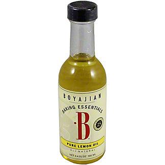 Boyajian Lemon Oil, 3.4 oz