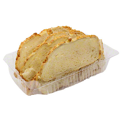 Central Market Parmesan Bread Crisps,LB
