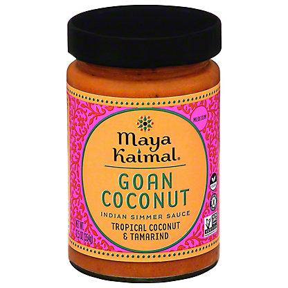 Maya Kaimal Goan Coconut Sauce Medium,12.5 OZ