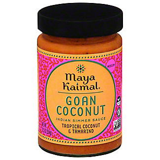 Maya Kaimal Goan Coconut Sauce Medium,12.5 OZ