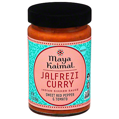 Maya Kaimal Jalfrezi Curry, 12.50 oz