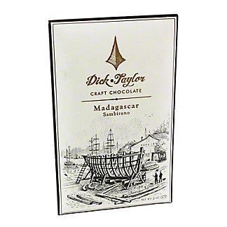 DICK TAYLOR CRAFT CHOCOLATE Dick Taylor Madagascar 72% Dark Chocolate Bar,2 OZ
