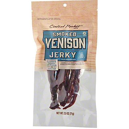 Central Market Central Market Smoked Venison Jerky,2.50 oz