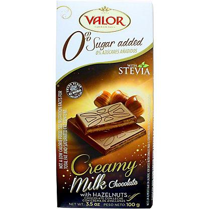 Valor No Sugar Added Creamy, 3.5 oz