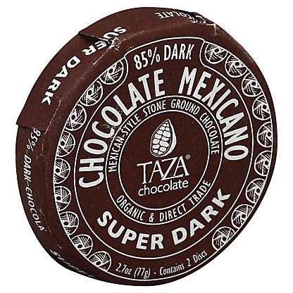 Taza Chocolate Mexicano Disc,2.7 OZ