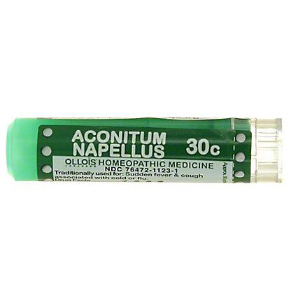 Ollois Aconitum Napellus, 80 PLT