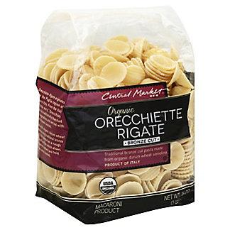 Central Market Organic Orecchiette Rigate Bronze Cut Pasta,16 OZ
