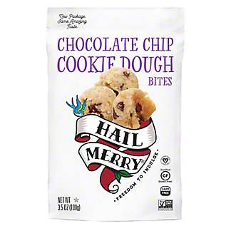 Hail Merry Macaroons Chocolate Chip Cookie Dough,3.50 oz