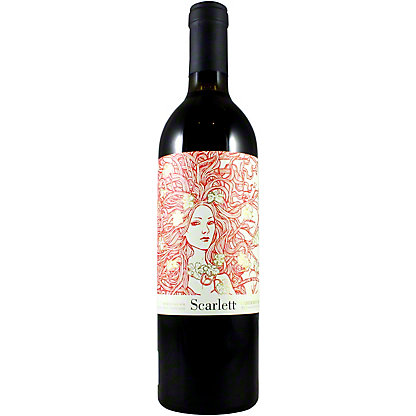 Scarlett Wines Cabernet, 750 mL