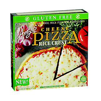 Amy's Rice Crust Cheese Pizza, Gluten Free,6.2 OZ