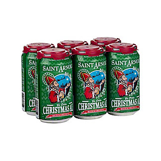 Saint Arnold Spring Bock Seasonal Beer 12 oz Cans, 6 pk