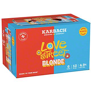 Karbach Love Street,6/12OZ